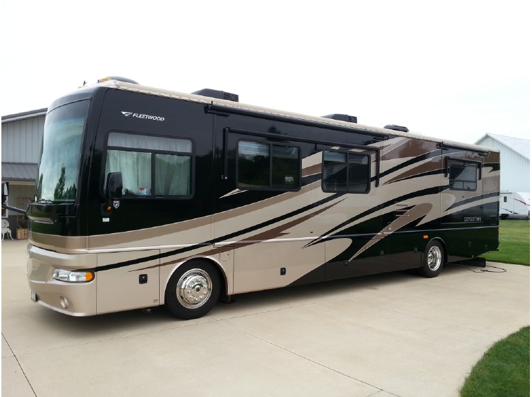 2008 Fleetwood Expedition 38S