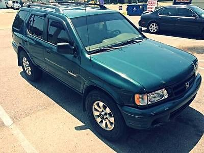 Honda : Passport EX Well preserved SUV Honda Passport, year 2000. Great Deal!