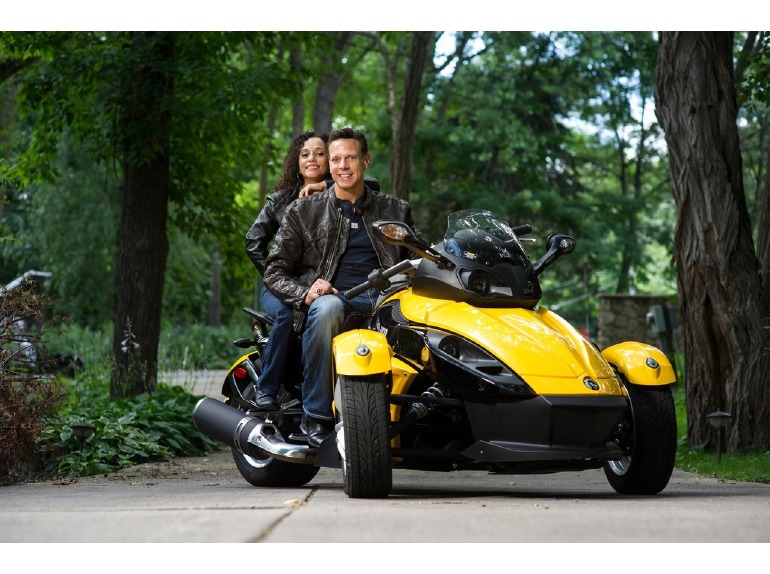 can am spyder rt m5 motorcycles for sale in wisconsin. Black Bedroom Furniture Sets. Home Design Ideas