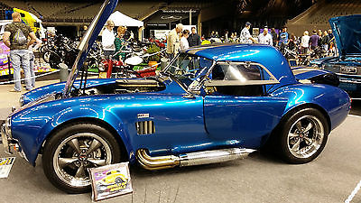Replica/Kit Makes : MK4 Roadster 1965 mk 4 factory five cobra roadster