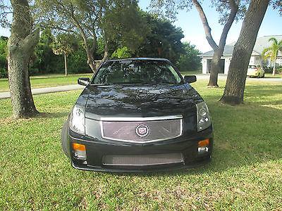 Cadillac : CTS CTS-V Black CTS-V, Tan Interior, 96k miles, no engine mods, many convenience mods
