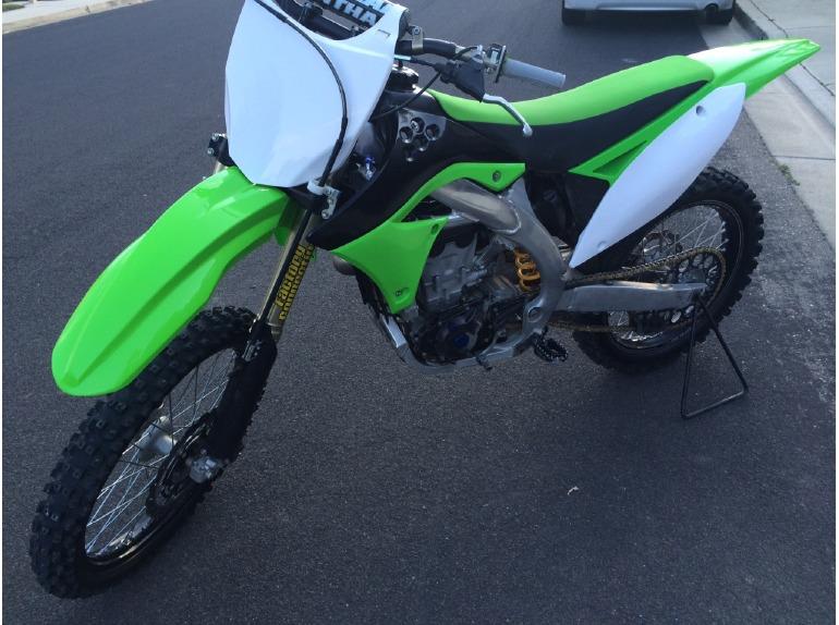 2010 Kawasaki KX 450F | Picture 2586276