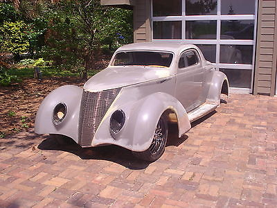 Ford : Other 1937 ford hotrod pro touring rat rod project