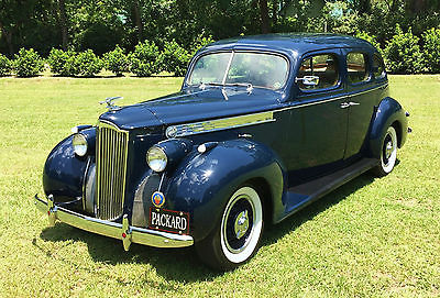 Packard : Resto Mod V8 Special 1940 packard sedan with pb ps a c resto mod street rod 1932 1948 ford buick