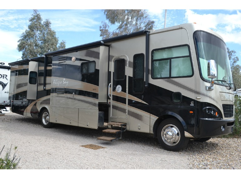 2007 Tiffin Motorhomes Allegro Bay 37-QDB