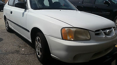 Hyundai : Accent L Hatchback 3-Door 2001 hyundai accent