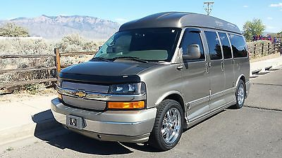 Chevrolet Express Explorer High Top Presidential Conversion 2006 Chevy Custom Van
