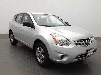 Nissan : Rogue S 2012 nissan s