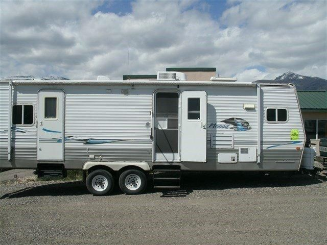 2005 SKYLINE NOMAD 2900 29 FT 14 FOOT SLIDE