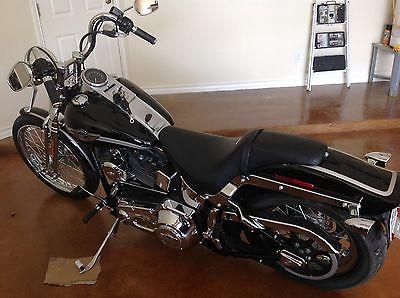 Harley-Davidson : Softail Harley Davidson FXSTSI Springer