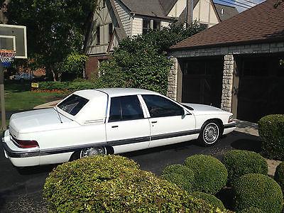 Buick : Roadmaster Base Sedan 4-Door 1995 buick roadmaster base sedan 4 door 5.7 l