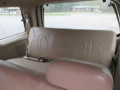 Ford : Expedition Eddie Bauer 2001 ford expedition eddie bauer sunroof 3 rd row seating mechanics special