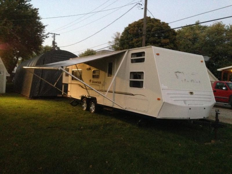 2003 KZ Frontier 2505 camper for sale $4200obo