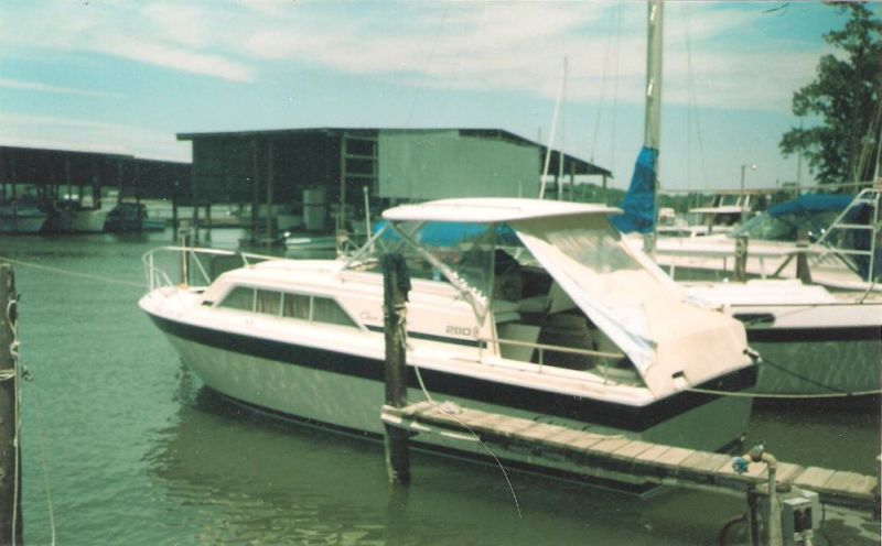 Chris Craft Cabin Cruiser Boats For Sale