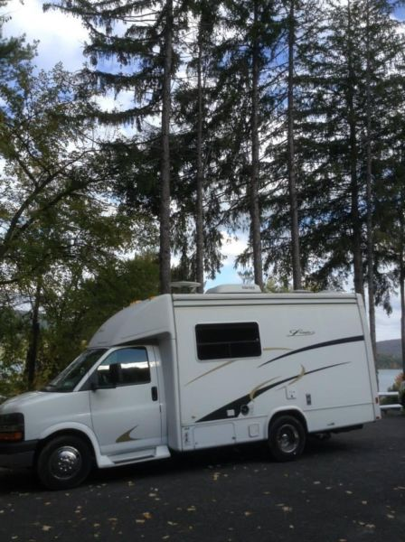 2004 Lexington River Forest Class B Motorhome 21'
