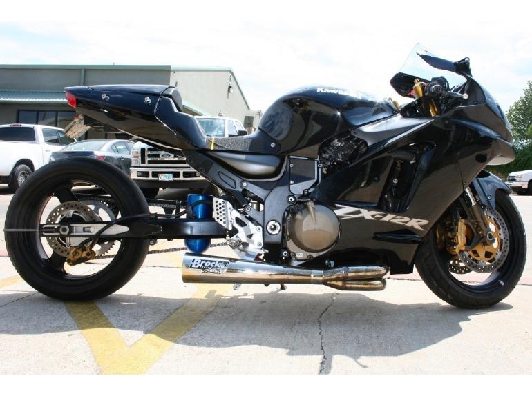 2006 Kawasaki Zrx 1200R
