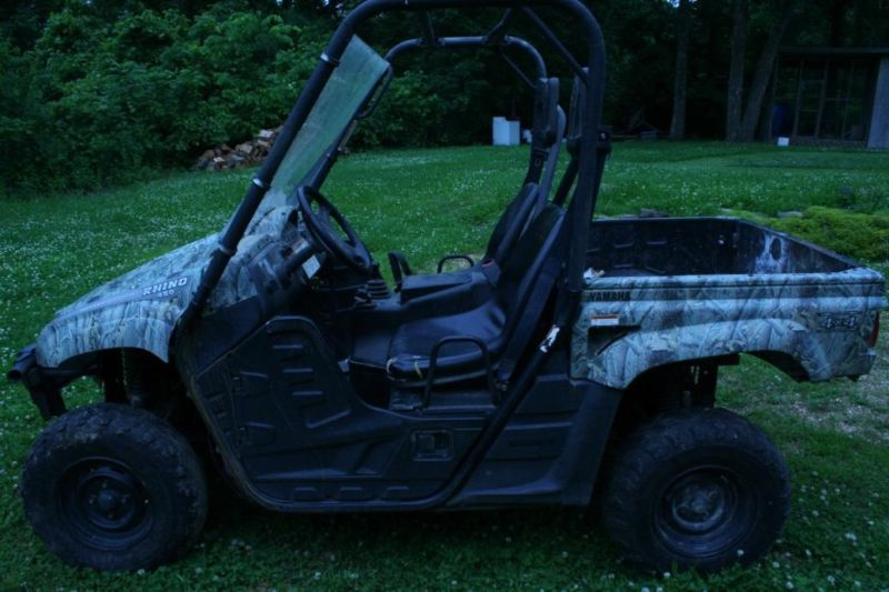 Yamaha rhino 450 4x4 automatic motorcycles for sale for Used yamaha rhino 450 for sale