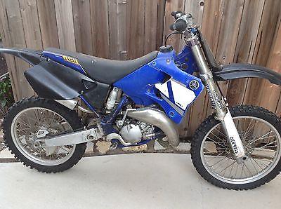 1998 yamaha yz 125 motorcycles for sale for Yamaha escondido ca