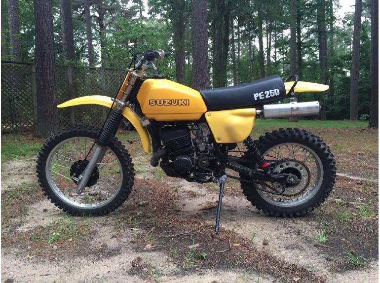 1979 Suzuki 250