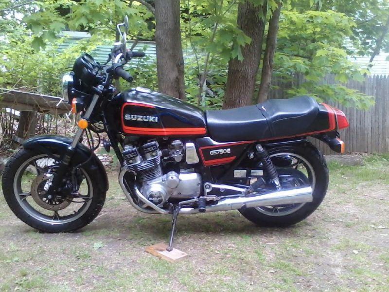1983 suzuki gs750es by - photo #34