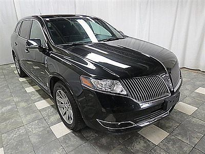 Lincoln : Other 4dr Wagon 3.5L AWD EcoBoost CNG VEHICLE 2013 LINCOLN MKt AWD NAVIGATION CAM RUNS NATURAL GAS