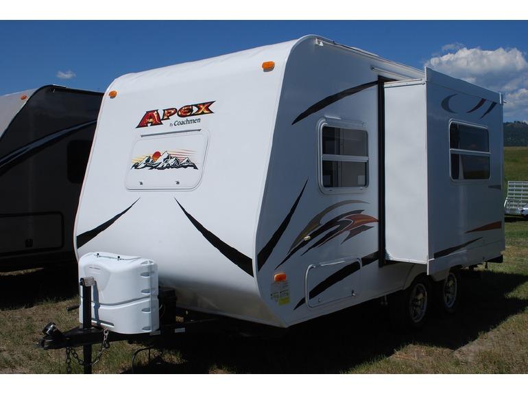 2011 Coachman APEX 18.9 FBS
