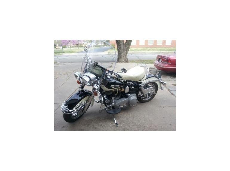 1965 Harley-Davidson Electra Glide CLASSIC