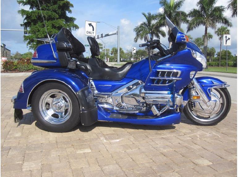 2005 Motor Trike Gold Wing