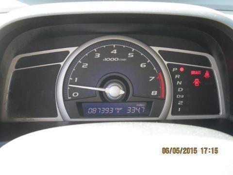 2006 HONDA CIVIC 2 DOOR COUPE