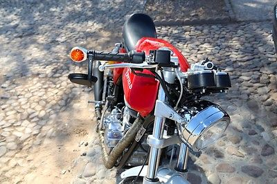 Royal Enfield : Continental GT 2014 royal enfield continental gt