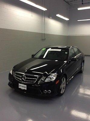 Mercedes-Benz : E-Class E350 Luxury 2010 mercedes benz e 350 luxury
