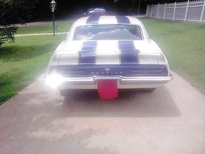 Pontiac : Firebird firebird 1969 pontiac firebird trans am tribute