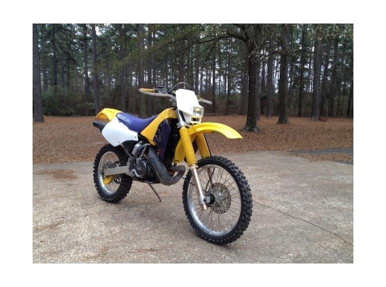 1996 Suzuki Rmx250