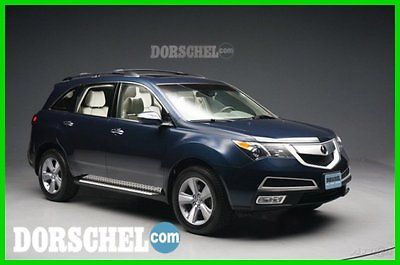 Acura : MDX 3.7L Technology Package 2011 acura mdx 3.7 l technology package used 3.7 l v 6 24 v awd suv premium