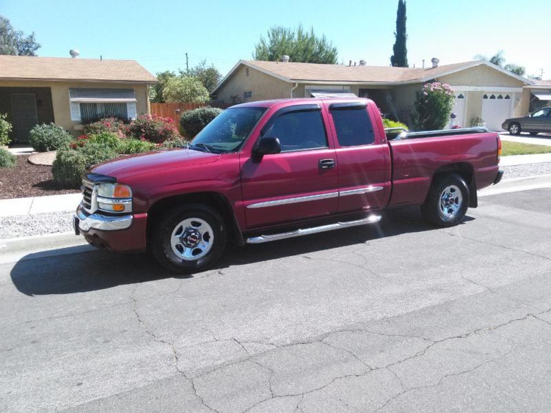 2004 Gmc Sierra Truck and only 107,000 original miles