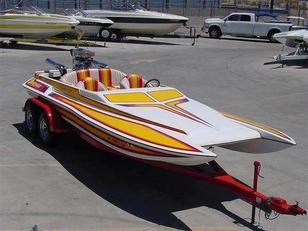 1980  21' Eliminator  Daytona