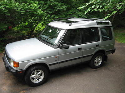 Land Rover : Discovery SE 1996 land rover discovery se original owner with only 54 098 miles