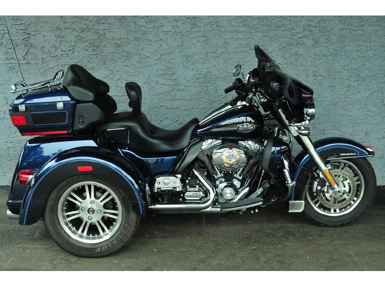 2012 Harley-Davidson FLHTCUTG - Tri Glide Ultra Classic