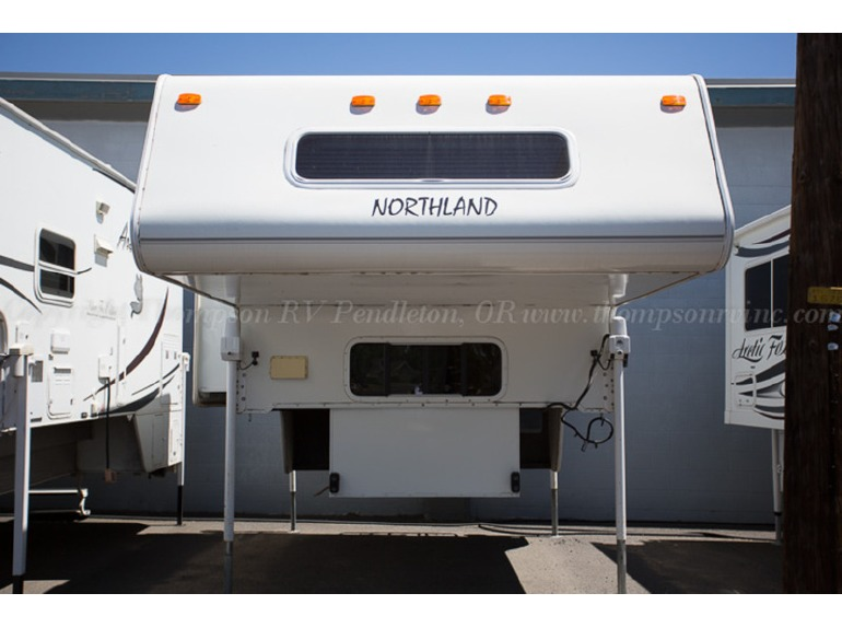 2002 Northland Grizzly 880