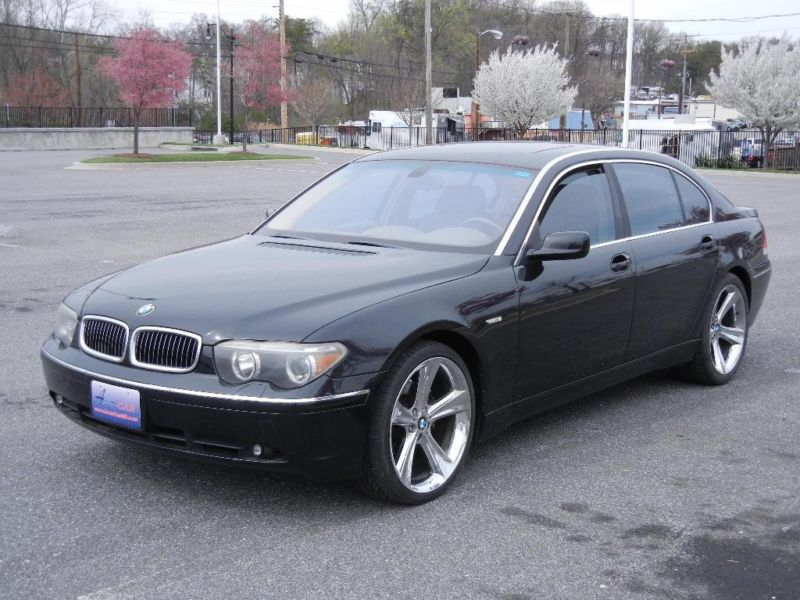 Bmw 745li Cars For Sale