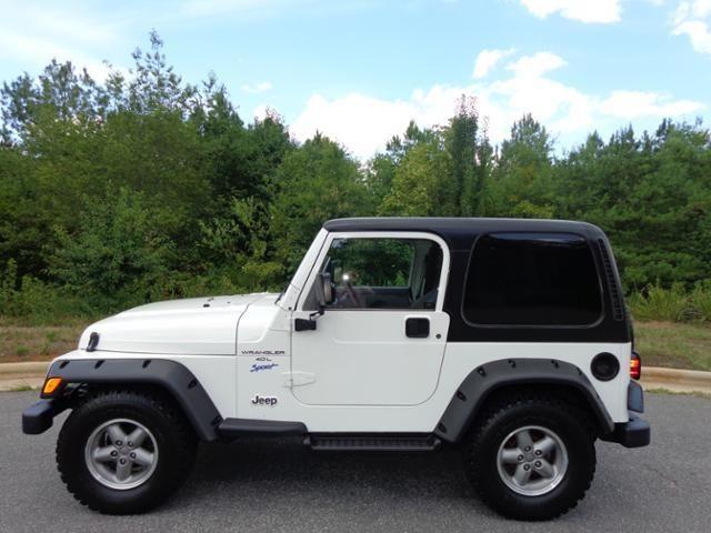 97 jeep wrangler x cars for sale. Black Bedroom Furniture Sets. Home Design Ideas