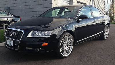 Audi : A6 4.2 Quattro with S-Line Sport Package 2008 audi a 6 quattro base sedan 4 door 4.2 l