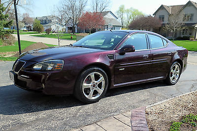 2005 pontiac grand prix gxp cars for sale. Black Bedroom Furniture Sets. Home Design Ideas