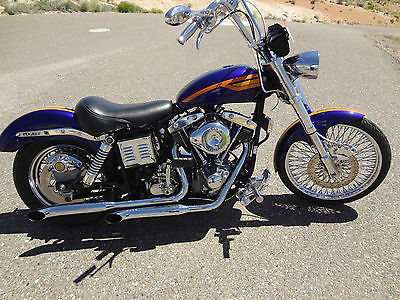 Harley-Davidson : Other 1983 fxe
