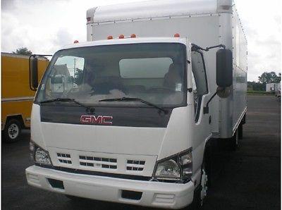 GMC : Other 2007 gmc w 5500 box truck