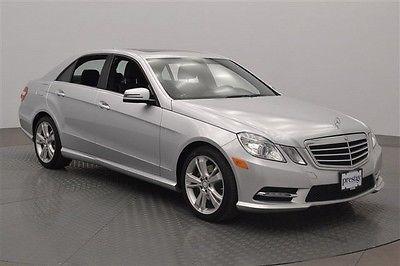 Mercedes-Benz : E-Class E350 Luxury 2013 mercedes benz e 350 luxury