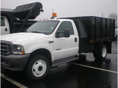 Ford : F-450 XL Standard Cab Pickup 2-Door 2003 ford f 450 dump