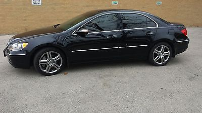 Acura : RL Elite Sedan 4-Door 2008 acura rl tech sedan 4 door 3.5 l