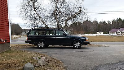 Volvo : 240 Base Wagon 4-Door 1993 volvo 240 wagon rust free southern car 120.000 original miles
