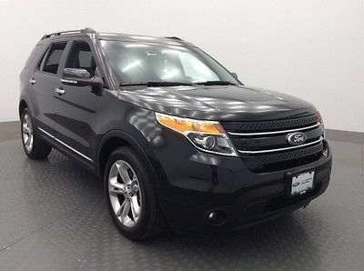 Ford : Explorer Limited 2014 ford limited